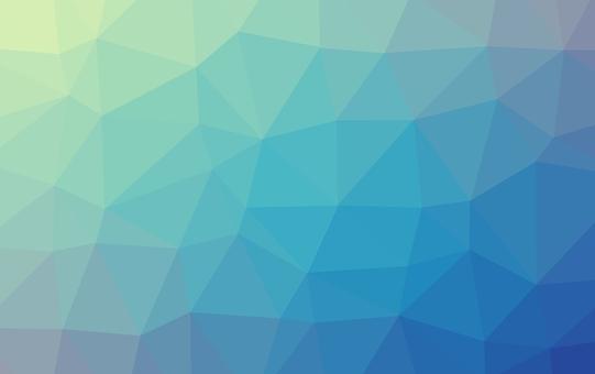 Wallpaper * Polygon pattern (blue)