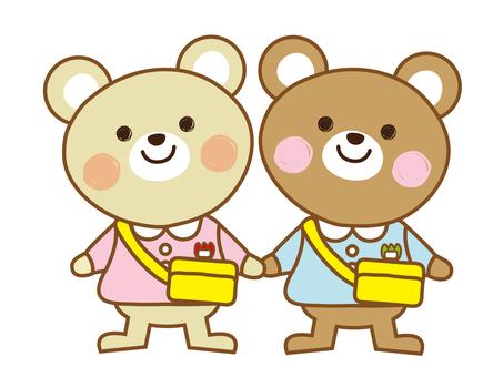 Friends _ Bear