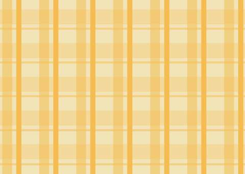 Plaid yellow background