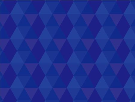 블루 다각형
