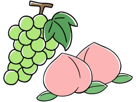 Okayama fruit