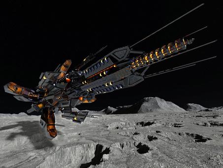 SF 宇宙戦艦