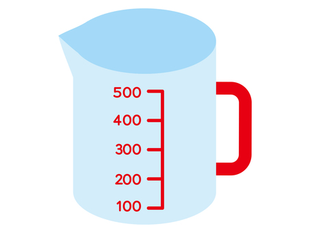 Measuring cup (500 ml)