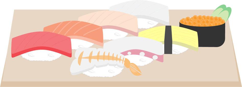 Sakaiminagi壽司
