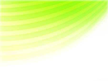黃綠線背景