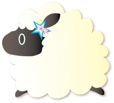 Pop black sheep