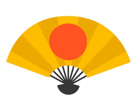 日の丸扇子