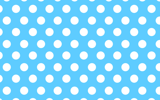 淡藍色的小點