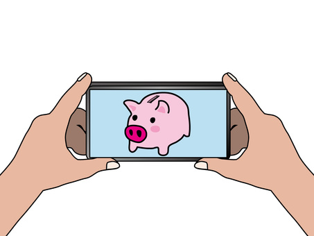 Smartphone application (5) Money application C