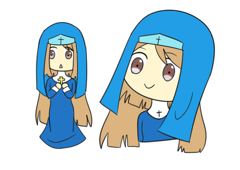 Sister illustration