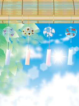 Wind chimes _ sunny 2