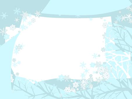 Winter frame 3