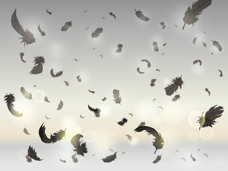 Feather dancing sky 05