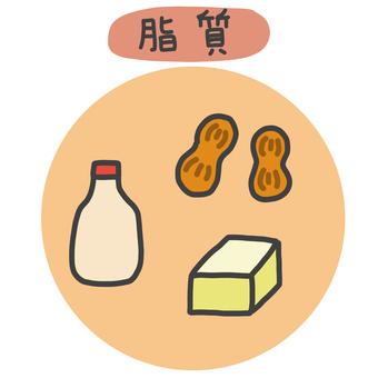 Illustration of lipid