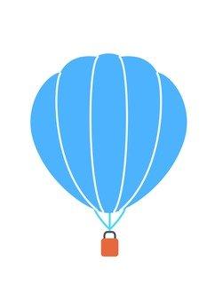 Balloon (blue)