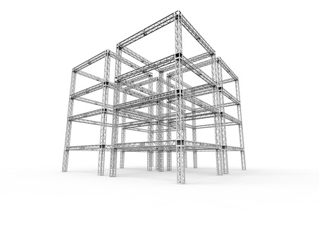 3D-桁架