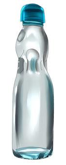 Ramune empty bottle