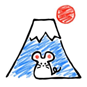 Mouse Fuji 2