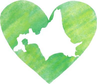 Hokkaido 01_01 (heart)