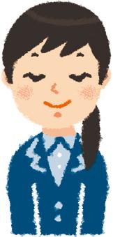 여성 회원 A-7