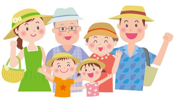Genki Family Odekake 3