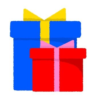 선물 상자 두