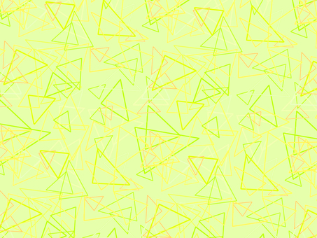 Triangle pattern_Yellow