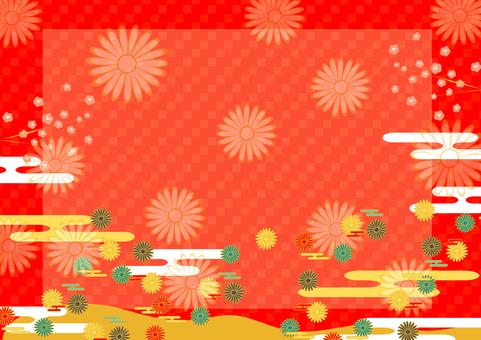 Japanese style background 30