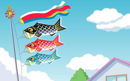 鯉のぼり-007