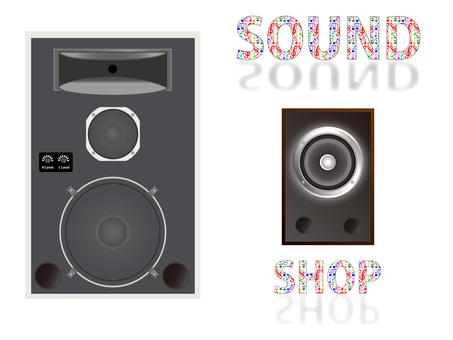 Speaker shop