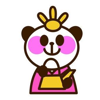 Hina Doll Panda 04