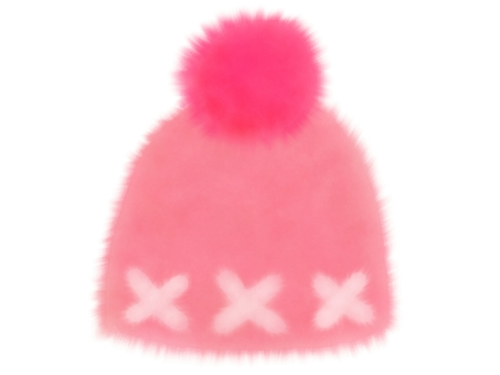 Knit Cap (Red)