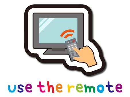 Remote control operation