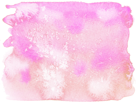 Watercolor background -20-pink
