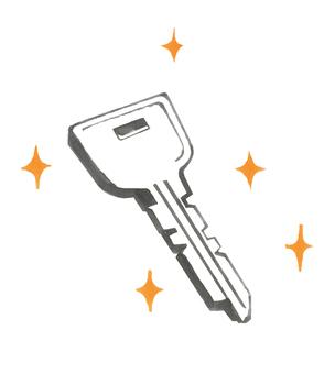 Key key shiny