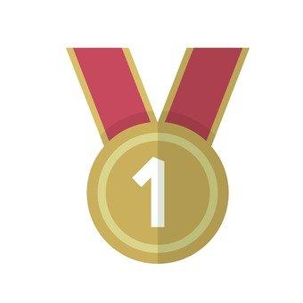 1 medal