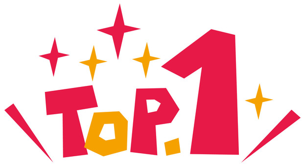 TOP.1 Top One ☆ Logo ☆ Icon