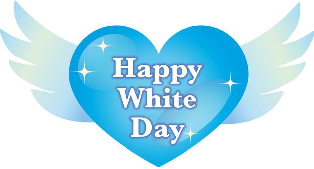White Day Angel Heart