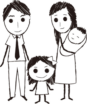 Child's picture (Family 1)