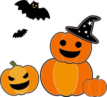 Halloween illustration 4