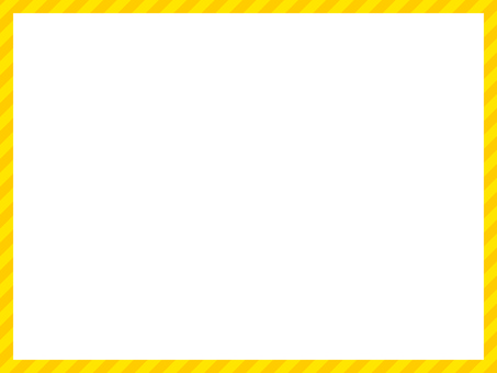 Striped frame (yellow)