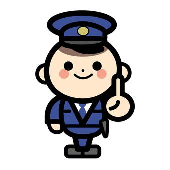 단순 경찰관