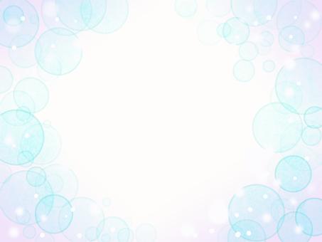 Polka dot Hydrangea color