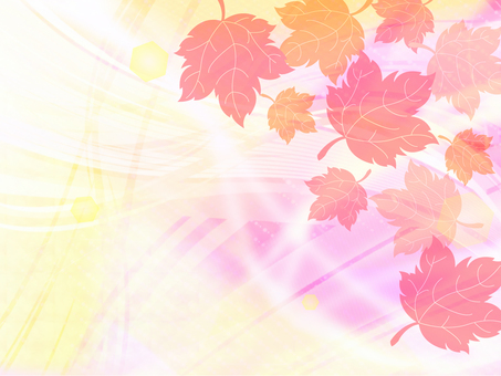 Autumn leaves background 04