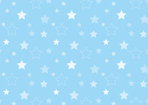 Star pattern seamless background