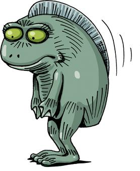 UMA Frog Man