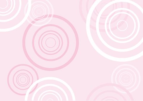 壁紙 - 波紋 - 粉紅色