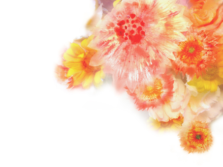 Illustration of a bouquet