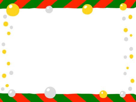 Christmas image frame