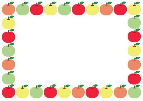 apple_ apple frame 1